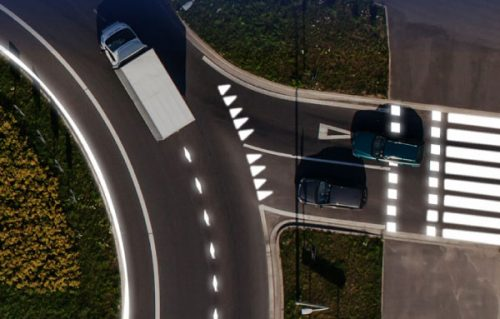 STEPVIAL - Marcas viales Inteligentes - SMART ROUNDABOUT SIGNALING