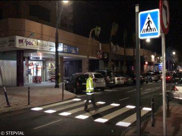 Passos de vianants Intel·ligents a Fuengirola (Màlaga) (Málaga)