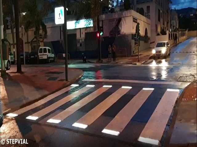Smart Pedestrian Crossings in Torremolinos