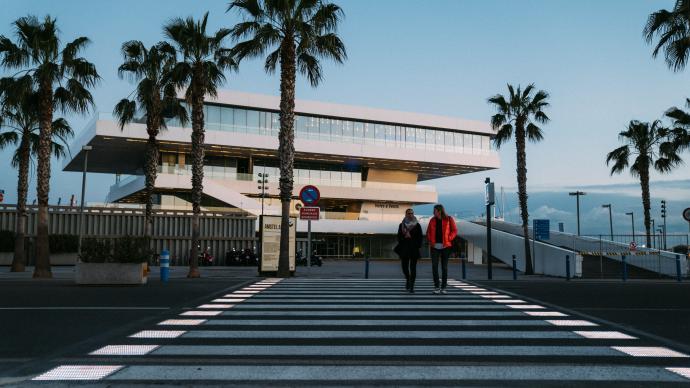 Smart Pedestrian Crossings in Valéncia