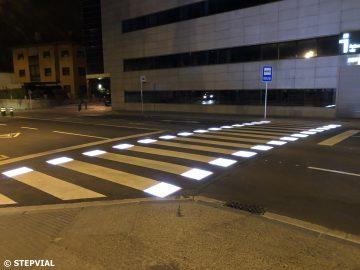 Smart Pedestrian Crossing in Vic