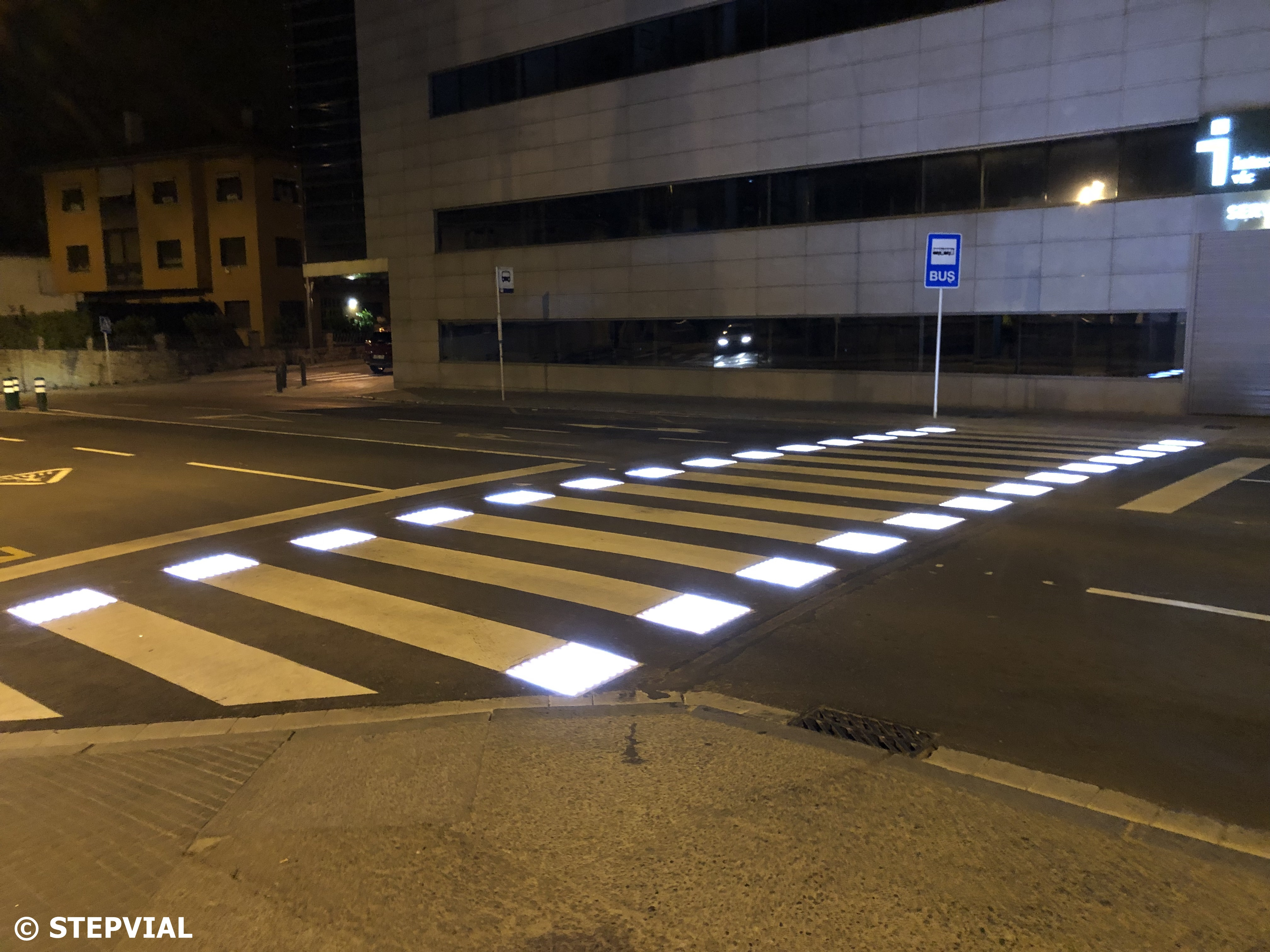 Smart Pedestrian Crossing in Vic
