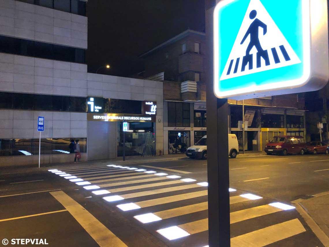 Paso de Peatones Inteligente en Vic