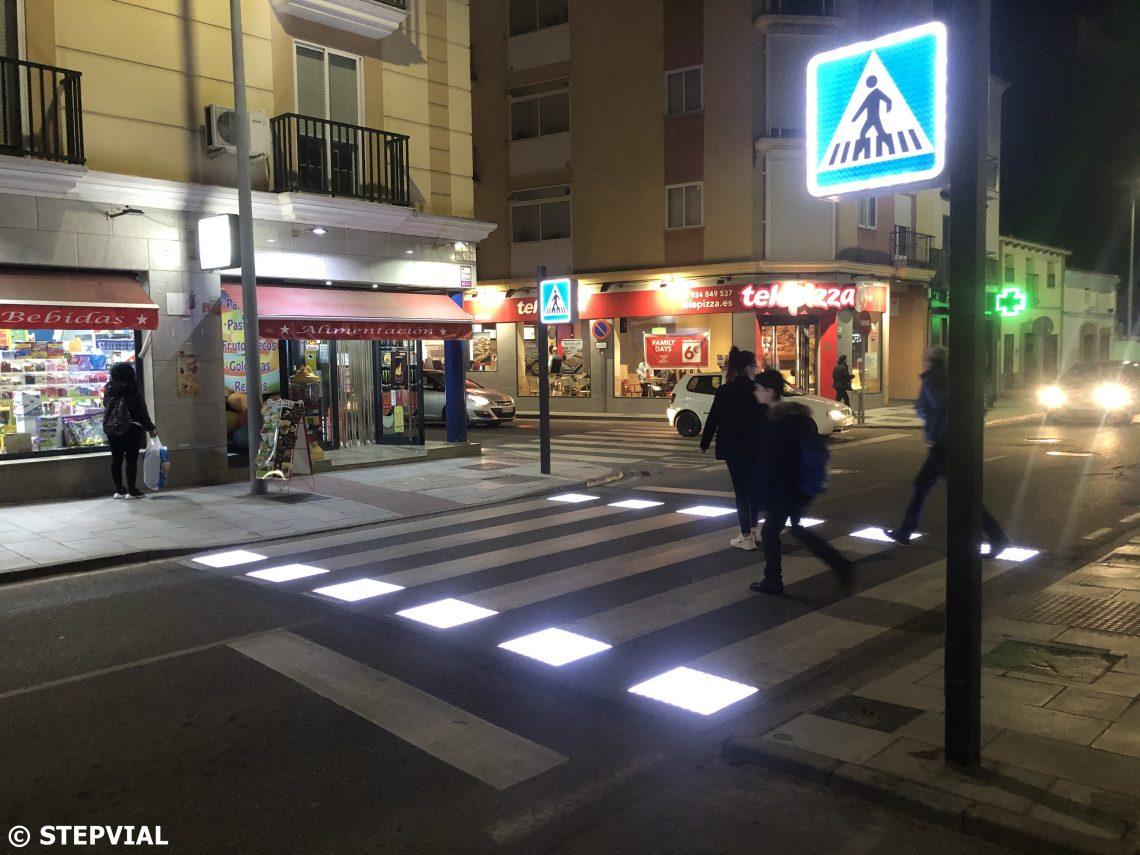 Pasos de Peatones Inteligentes Vva de la Serena