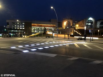 Paso de Peatones Inteligente Manresa