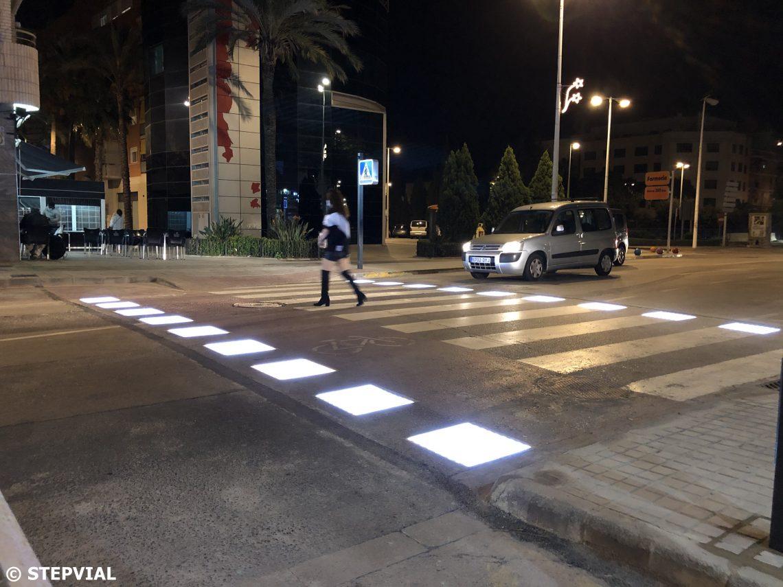 Paso de Peatones Inteligente Manises