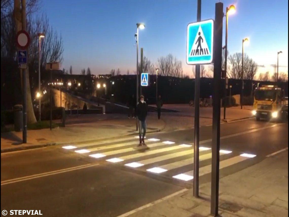 Paso de Peatones Inteligente en Salamanca